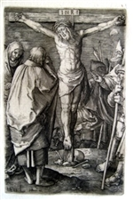 Lucas van Leyden engraving | Passion of Christ