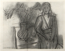 Henri Matisse (dessin) edition of 500