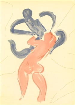 Henri Matisse lithograph | Jacques Dubourg Gallery