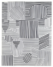 Victor Vasarely screenprint 1965