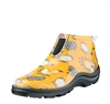 Sloggers Made in the USA Barn Boots -Chicken Daffodil Yellow Print