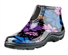 Sloggers Made in the USA Ankle Boots - Flower Power