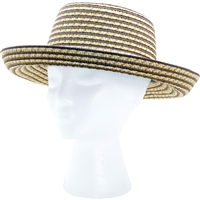 Sloggers Short Brim Braided Hat UPF 50+ Maximum Sun Protection