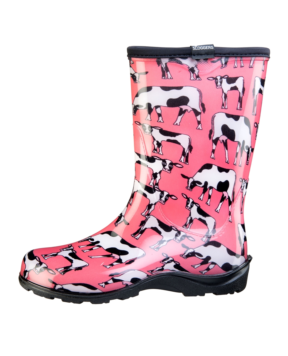 Fun Rain Boots - Cr Boot