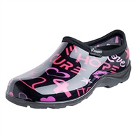 Sloggers HOPE Print Women's Rain Shoes - Made in the USA