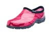 Sloggers Women's Rain & Garden Shoes in Leaf Print Rose