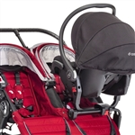 Baby Jogger Car Seat Adapter for Double Stroller