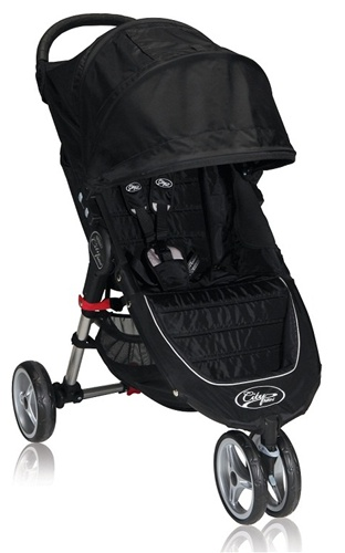 City Mini Single Stroller By Baby Jogger 2012 In Black