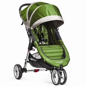 The City Mini Single Stroller in Lime/Grey for 2014 - Model BJ11440