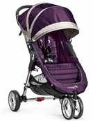 The City Mini Single Stroller in Purple/Grey for 2014 - Model BJ11428