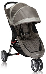 The City Mini Single Stroller in Sand / Stone for 2012 - Model BJ11257