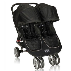 City Mini Double Stroller 2012 by Baby Jogger with New Design for 2012