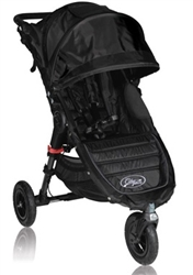 Baby Jogger City Mini GT Single Stroller 2012 in Black - Model  BJ15210