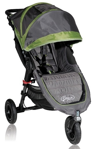 Baby Jogger City Mini Gt Single Stroller 2012 In Green