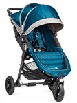 Baby Jogger City Mini GT Single Stroller 2014 in Teal/Grey Model BJ15429
