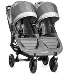 Baby Jogger City Mini GT Double Stroller 2016 in Steel Grey - Model 1962773