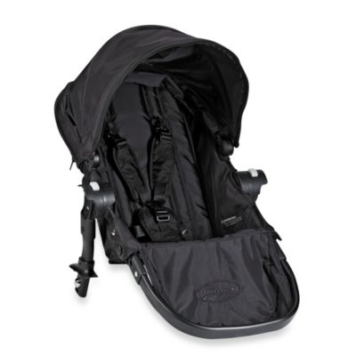 Baby Jogger City Select Seat For Second Child All Black