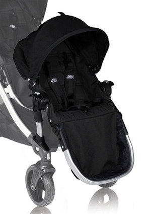 Baby Jogger City Select Seat For Second Child Onyx