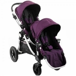 Baby Jogger City Select Double Stroller Amethyst Purple