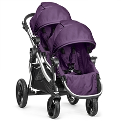 Baby Jogger City Select Double Stroller Amethyst 2014 BJ20428, BJ01428
