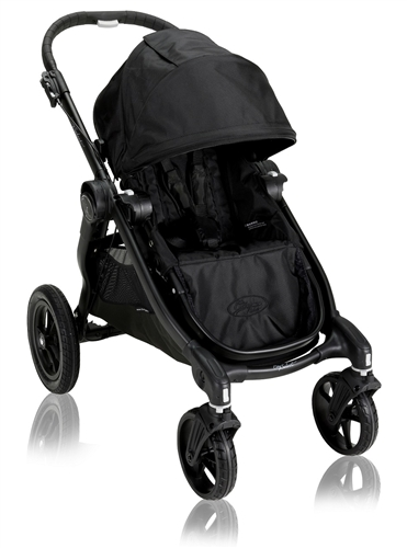 Baby Jogger City Select Stroller 2013 In All Black