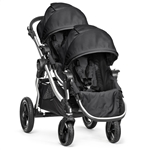 Baby Jogger City Select Double Stroller Onyx Black 2014 BJ20410, BJ01410