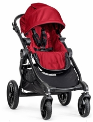 City Select Stroller Red with Black Frame 2014 - Model BJ23436