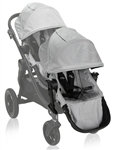 Baby Jogger City Select Double Stroller Silver