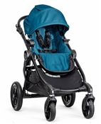 City Select Stroller Teal with Black Frame 2014 - Model BJ23429