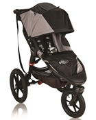 Baby Jogger Summit X3 Single Stroller - Black / Grey