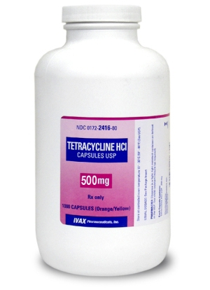 Tetracycline Dose For Dogs