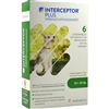 Interceptor Plus For Dogs 8.1-25 lbs 6 Pack