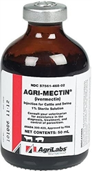 Ivermectin 1% [Noromectin] Injection For Cattle & Swine, 50 ml