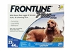 Frontline Plus for Dogs 23-44 lbs, Blue 3 Tubes
