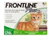 Frontline Plus for Cats, Green 6 Tubes