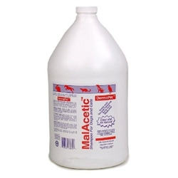 DermaPet MalAcetic Shampoo, Gallon
