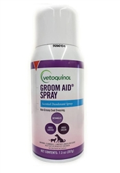 Groom-Aid Haircoat Dressing, 7.3 oz