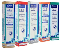 C.E.T. Tartar Control Enzymatic Toothpaste, Seafood Flavor 2.5 oz.