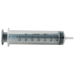 Monoject Syringe 35cc Without Needle Luer Lock, 30/Box