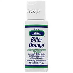 Bitter Orange Cream For Dogs, 2 oz.
