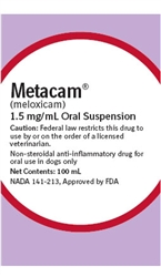 Metacam Oral Suspension 1.5 mg/ml, 100 ml