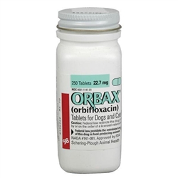 Orbax 22.7mg, 250 Tablets