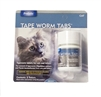 Tape Worm Tabs Cat (Praziquantel) 23 mg, 3 Tablets