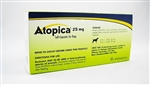 Atopica 25mg, 15 Capsules