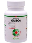 Omega Fatty Acid For Small Breeds, 60 Capsules