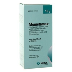 Mometamax Otic Suspension, 15 g