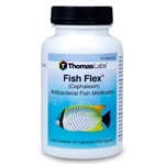 Fish Flex (Cephalexin) 250mg, 30 Capsules