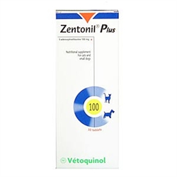 Zentonil Plus 100, 6 x 30 Tablets [180 Tablets]