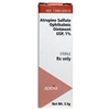 Atropine Sulfate Opthalmic Ointment 1%, 3.5 gm
