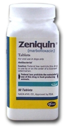 Zeniquin 100mg, 50 Tablets